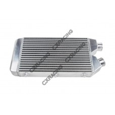 FRONT MOUNT Intercooler 25.5x11.25x3 same side For Optima Nissan