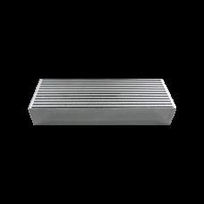 "3.5"" Universal Intercooler Core22""x8""x3.5"" For Civic B18 RX7 CRX Supra"