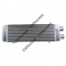 1-SIDE 29x8x3.5 Bar&Plate Intercooler For 99-06 VW Golf MK4