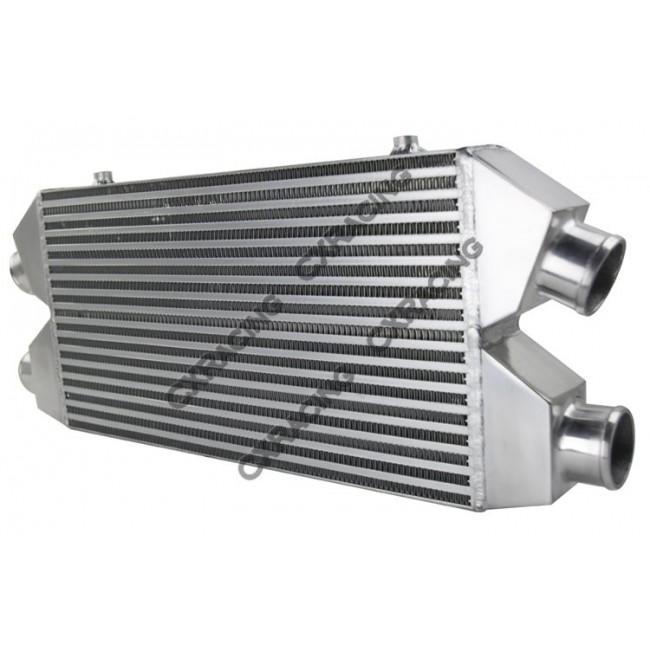 300zx Twin Turbo Motor: Twin Turbo Intercooler For Nissan 300ZX Audi S4 30x11.25x3