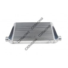 27x11.75x3 Bar & Plate Front Mount Intercooler For BMW E36 Audi TT