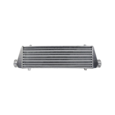 """2.5"""" inlet & outlet Tube&Fin FMIC 27x7x2.25 Universal Intercooler"""