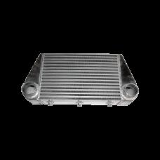 Universal Turbo V-Mount Intercooler 21.5x10x3.25 For FD3S RX7