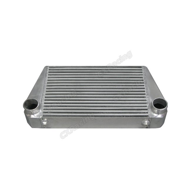 "Bmw X12: V-Mount Turbo Universal Intercooler 3.5"" Thickness For BMW"