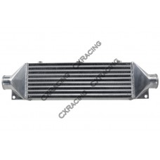 "Universal 27x6x3.5 Bar & Plate Intercooler 2.5"" Inlet&Outlet"
