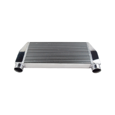 "30x13x3 V-Mount Intercooler 3"" Inlet&Outlet One Side For Mazda RX7"