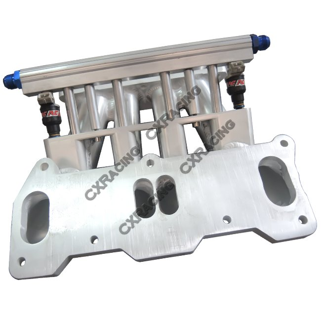 13b Rew Vs 20b: Lower Intake Manifold For Mazda 13B REW Rotary Engine 4