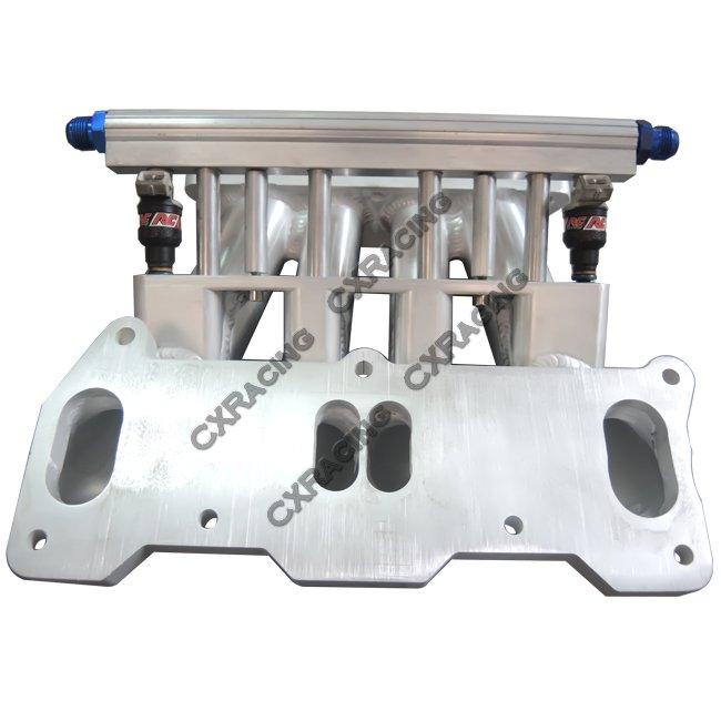 Mazda 13b Rotary Engine: Lower Intake Manifold For Mazda 13B REW Rotary Engine 4