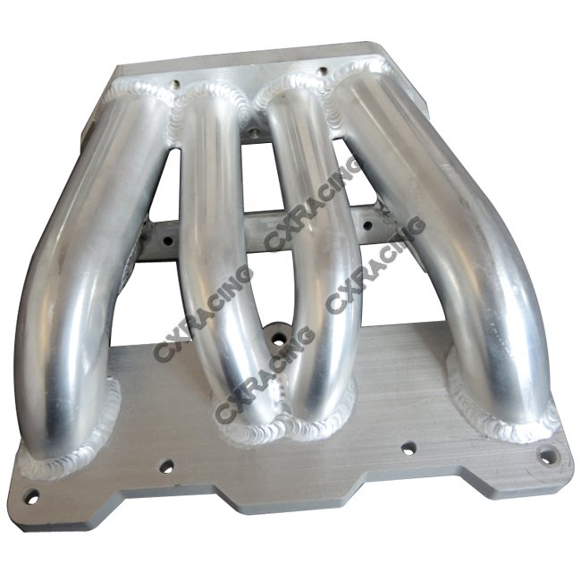Lower Intake Manifold For Mazda 13B REW Rotary Engine 4 Port RX7 FD FC