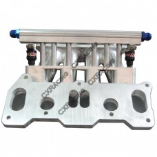 Lower Intake Manifold For Mazda 13B REW Rotary Engine 6 Port RX7 FD