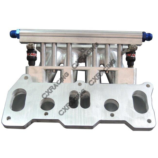 Rx7 Engine Used: Lower Intake Manifold For Mazda 13B REW Rotary Engine 6