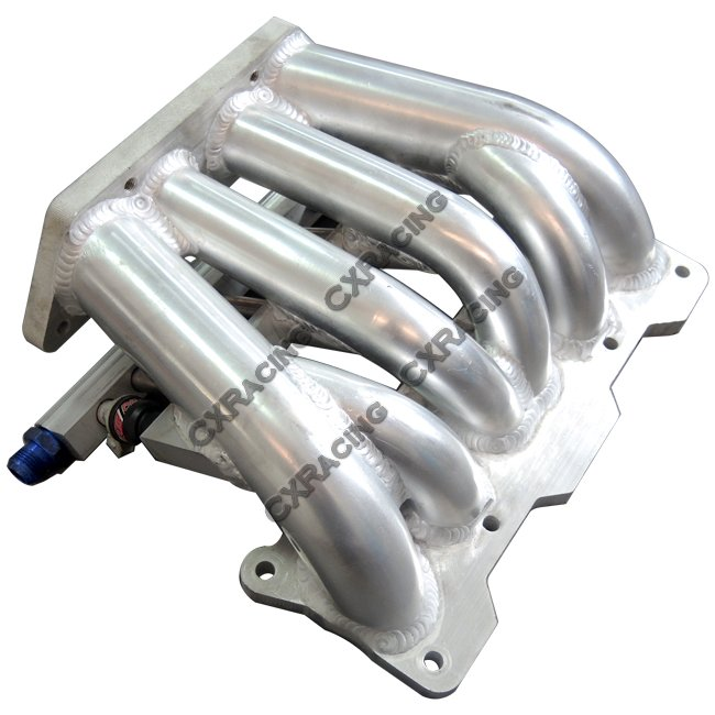 13b Rew Vs 20b: Lower Intake Manifold For Mazda 13B REW Rotary Engine 6