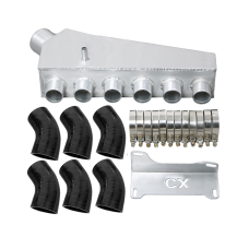 Aluminum Intake Manifold for BMW E46 M3 S54 Engine Velocity Stack