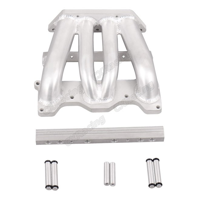 13b Rew Vs 20b: Intake Manifold For RX7 Turbo 2 FC 13B 4 Ports Fits FD REW