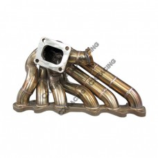 Thick Wall Turbo Manifold T4 for 2JZGTE 2JZ-GTE S13 S14 240SX