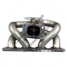T3 Turbo RAMHORN MANIFOLD For Honda CIVIC CRX B16/B18