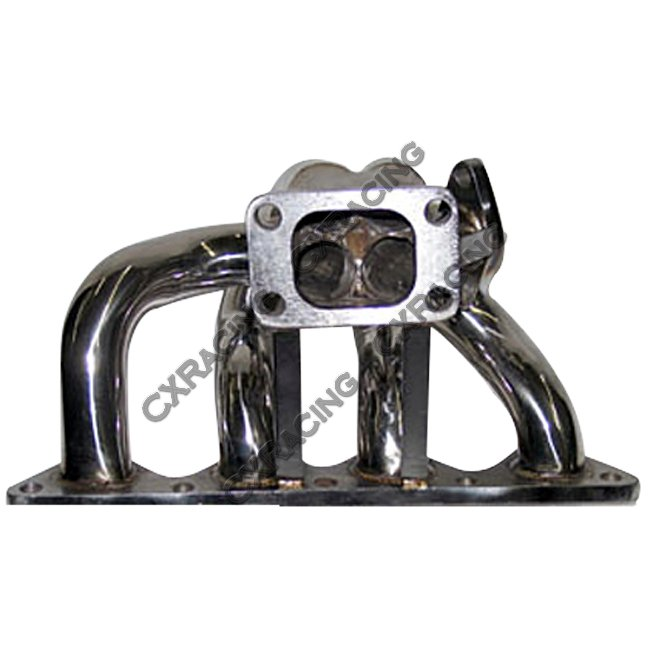T3 Turbo Manifold For Civic Honda Intagra B16 B18 B20