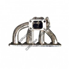 Turbo Manifold For 88-00 Honda Civic With D16 Engine T3 Turbo Flange
