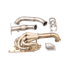 Thick Wall Manifold + Downpipe Kit for For 05-15 Miata MX-5 NC 2.0L