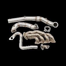 Thick Wall Turbo Manifold Kit For 05-11 Honda Civic FG FK FN K20 Engine