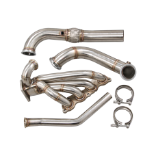 Turbo Manifold Downpipe Kit For 96-00 Honda Civic EK K20 Engine