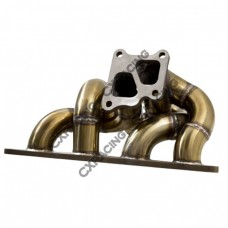 11 Gauge Manifold For Lancer EVO VII VIII IX 7 8 9 4G63 Evolution TD05