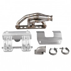 CXRacing Engine Exhaust Intake Manifold For Land Rover Defender 90 110 2.5L Turbo Diesel