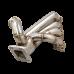 Turbo Manifold For 96-00 Honda Civic EK K20 Engine Swap