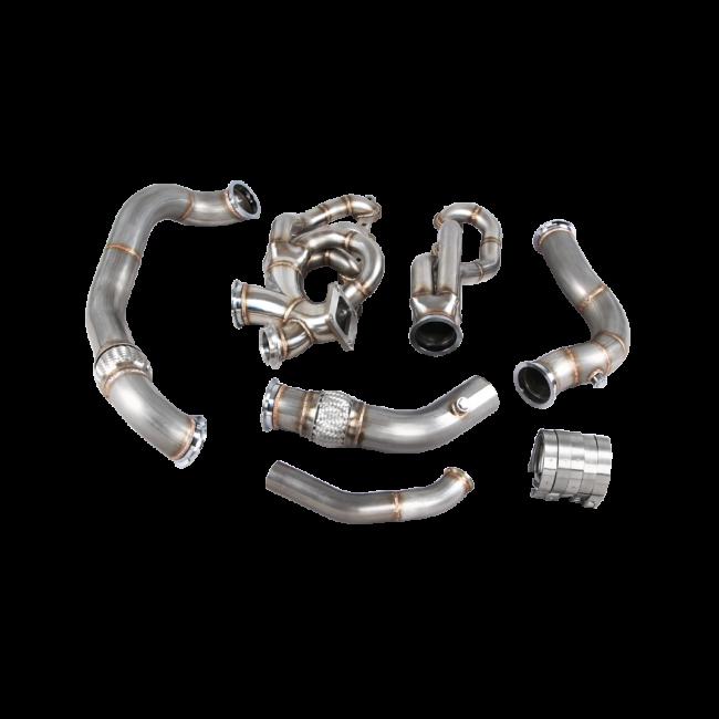 Ls1 Engine Description: LS1 Engine T56 Trans Mount Oil Pan Turbo Kit For 04-13 BMW