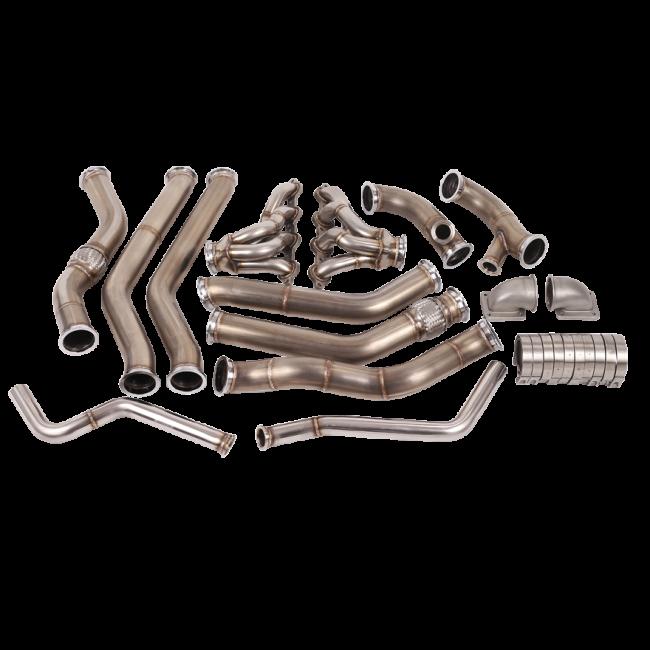 Ls1 Engine Twin Turbo: LS1 Twin Turbo Manifold Catback Engine Transmission Mount