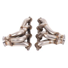 Single or Twin Turbo Header Manifold For 68-72 Chevelle with LS Swap