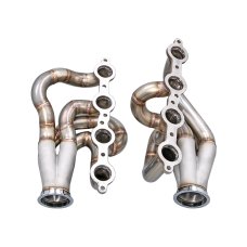 Twin Turbo Manifold Headers for 94-04 Chevrolet S-10 S10 LS1 LSx Engine