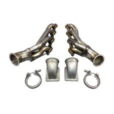 LS1 LSx Twin Turbo Manifold Header T4 Elbow For 63-67 Chevelle Camaro Impala