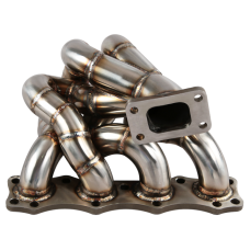 Version2 11 Gauge ThickWall Turbo Manifold For 90-98 Mazda Miata NA 1.6L