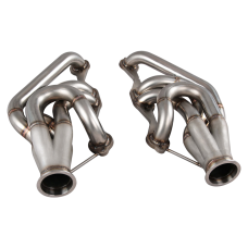 Turbo Manifold Header For 74-81 Chevrolet Camaro SBC Small Block