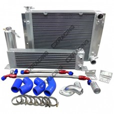 Oil Cooler Radiator Hard Pipe Kit For 1978-1985 Mazda RX7 RX-7 SA FA FB 13B