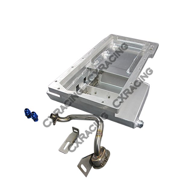 Ls1 Engine Description: LS1 LS Oil Pan Front Sump Motor Swap+Cooler Sandwitch For