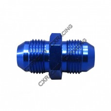 Aluminum -10 AN AN10 Male Flare Union Oil Fuel Straight Adapter Fitting