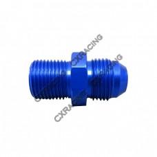 Aluminum Coupler Connector Oil Fitting Connector AN8-M18 * 1.5 Thread 8AN AN 8