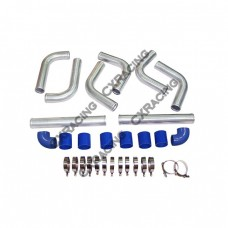"2.5"" Intercooler Piping Kit for CIVIC ACCORD CRX"