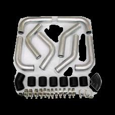 "3"" Universal Alum Turbo Intercooler Piping Kit"