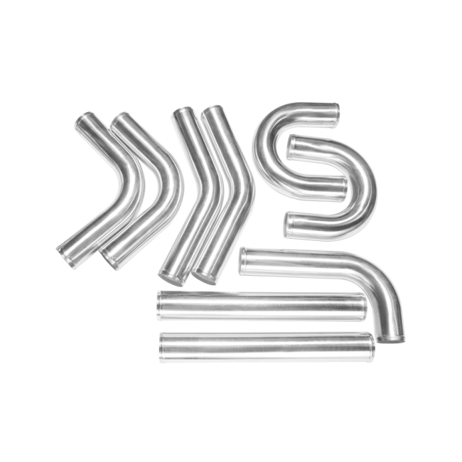 2 5 u0026quot  intercooler piping kit 9pcs free l pipe