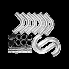 """2.5"""" Al Intercooler Piping Kit for Legacy Subaru"""