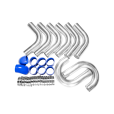 "3"" Intercooler Piping Kit For 240SX S13 S14 Maxima Legacy"