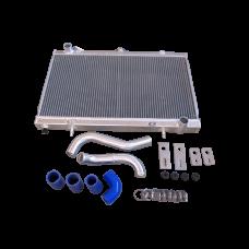 Radiator Hard Pipe Kit For 1JZGTE 2JZGTE Engine 83-88 Toyota Truck Hilux Swa