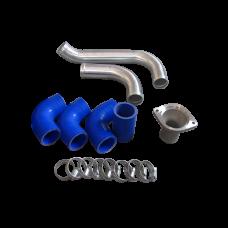 Radiator Hard Pipe Water Neck Kit for 63-67 Chevrolet Chevelle LS1/LSx Swap
