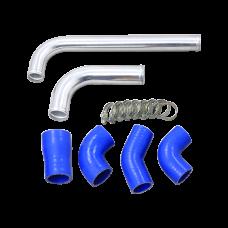 Radiator Hard Pipe Kit For 68-74 Chevrolet Nova LS1 Engine Swap