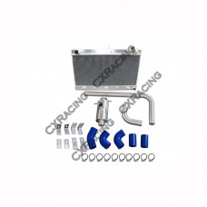 V-Mount Radiator Kit for Nissan 300ZX Z32 with LS1 LSx LS Swap