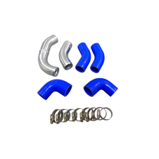 Radiator Hard Pipe Kit for LS1 / LSx Engine 240SX S13 S14 Swap