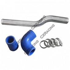 Radiator Hard Pipe Kit For 98-05 Lexus GS300 2JZ-GTE Swap 2JZGTE